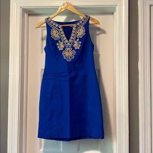 Blue, Lilly Pulitzer Dress